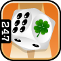 St Patricks Backgammon