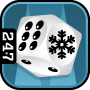 Winter Backgammon